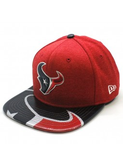 Gorra Houston TEXANS NFL Draft 9Fifty New Era