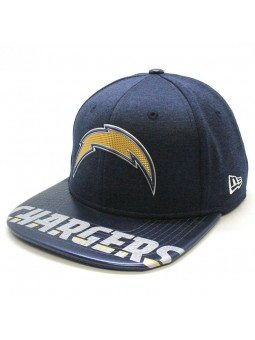 Los Angeles CHARGERS NFL Darft 9Fifty New Era Cap