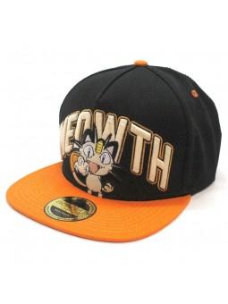 MEOWTH POKEMON Cap