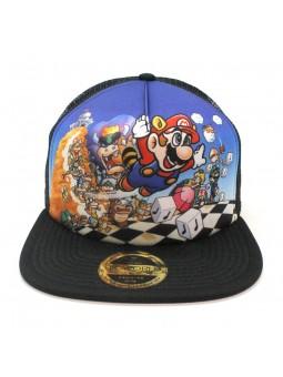 Super Mario 3 Cap