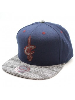 Cleveland Cavaliers NBA Motion Mitchell & Ness Cap