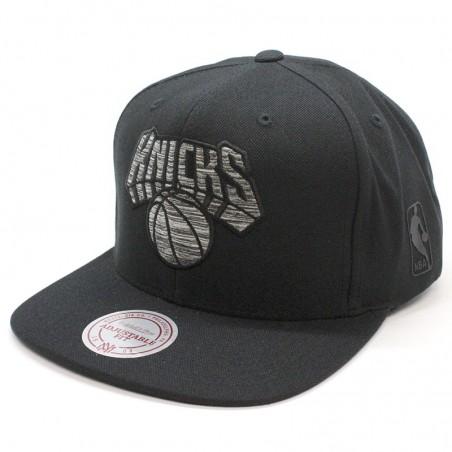 New York Knicks NBA Motion Mitchell & Ness Cap