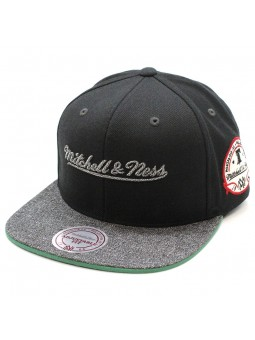 Gorra Intl245 Mitchell & Ness negro snapback