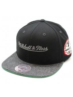 Intl245 Mitchell & Ness black snapback Cap