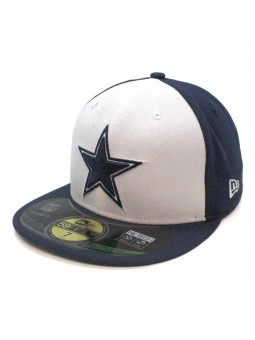 Dallas Cowboys NFL On Field 59fifty New Era navy Cap