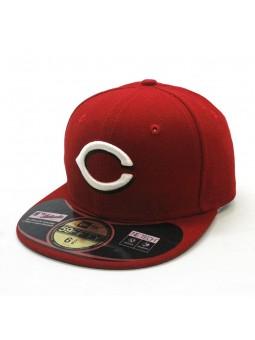 Cincinnati Reds MLB On Field 59fifty New Era red Cap