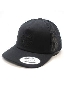 Gorra Independent trucker negro