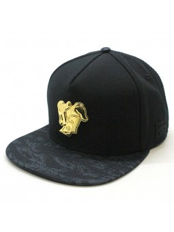 Gorra Make It Rain Cayler & Sons snapback negro oro