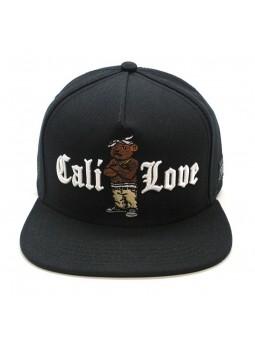 Gorra Cali Love Cayler & Sons snapback negro