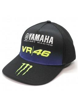 Gorra MotoGP Valentino ROSSI Monster Energy VR46