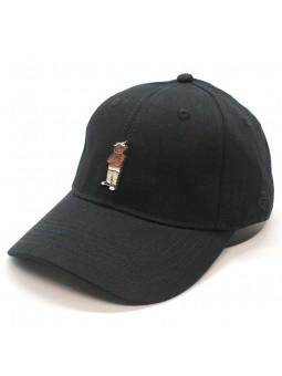 Cali Love Cayler & Sons Black Curved Cap