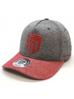 Atletico de Madrid red gray malange Cap