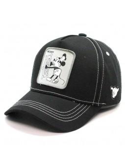 MICKEY MOUSE Disney Black Cap