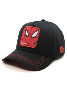 SPIDERMAN Marvel black Cap