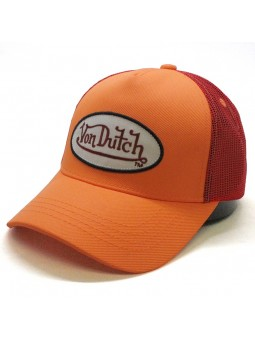 Gorra Von Dutch Fresh03 naranja