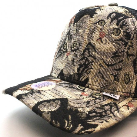 DJINNS Trucker HFT CAT 2 black Cap
