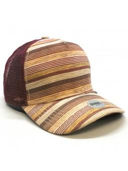 DJINN'S Thaibas maroon Cap