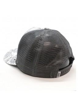 DJINNS Trucker HFT WLU Birdcage white/grey Cap
