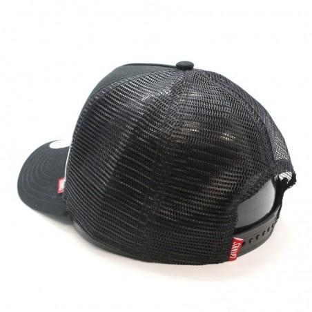 DJINN'S Trucker HFT Bombing black cap