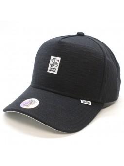 DJINNS HFT Lettermix grey black Cap