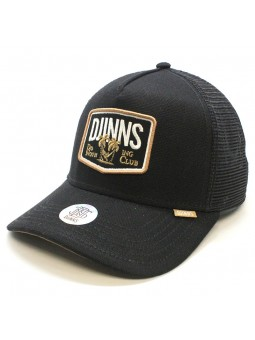 DJINNS Trucker HFT Nothing club black cap