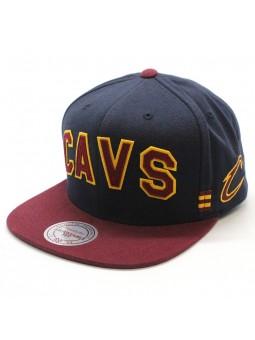 Cleveland CAVALIERS VV24Z NBA Mitchell & Ness snapback Cap