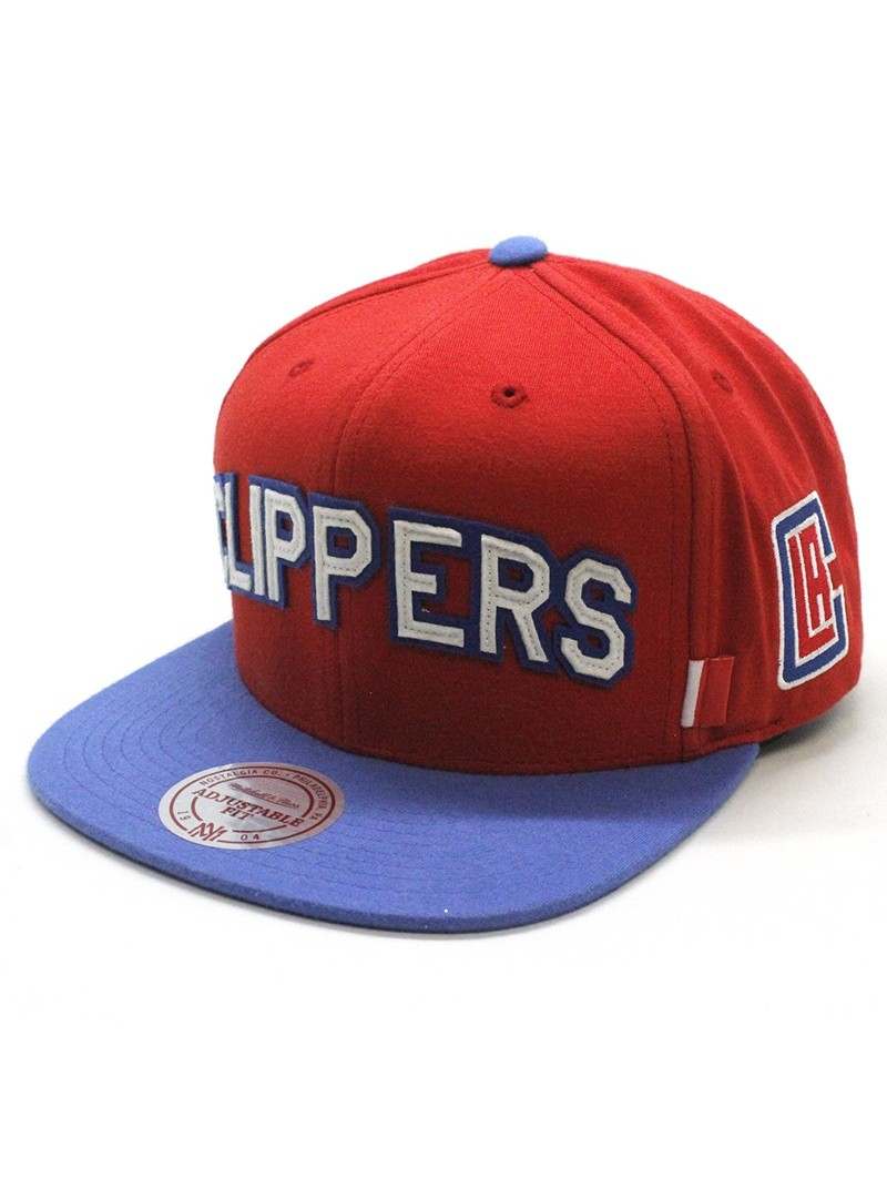Mitchell & Ness Cap VV24Z LA Clippers