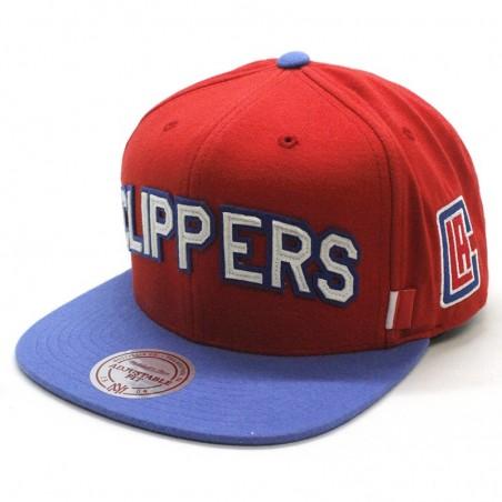 Mitchell & Ness Cap VV24Z LA Clippers