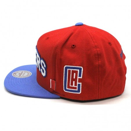 Gorra Los Angeles CLIPPERS VV24Z NBA Mitchell & Ness