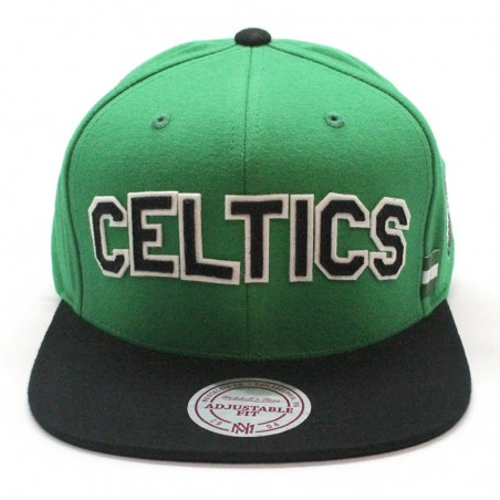 Gorra Boston CELTICS VV24Z NBA Mitchell & Ness