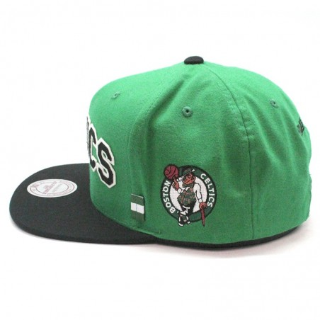 Mitchell & Ness Cap VV24Z Boston Celtics
