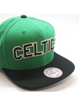 Mitchell & Ness Cap VV24Z Boston Celtics