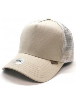 DJINNS Trucker HFT Ribstop desert cap