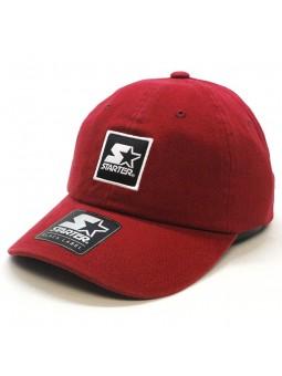 STARTER TAMPER 3023 rojo gorra