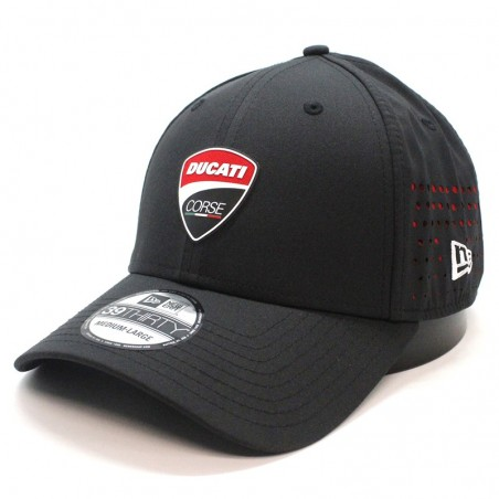 Gorra DUCATI Corse 39THIRTY New Era negro