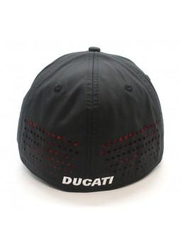 Gorra DUCATI Corse 39THIRTY New Era negro