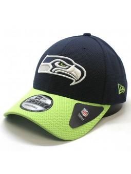 Gorra Seattle Seahawks NFL Team Mesh 9forty New Era