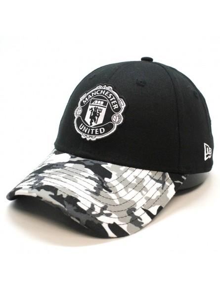 Gorra Manchester United Camo Vize 9Forty New Era negro