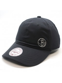 Brooklyn Nets NBA Victory Mitchell and Ness Cap