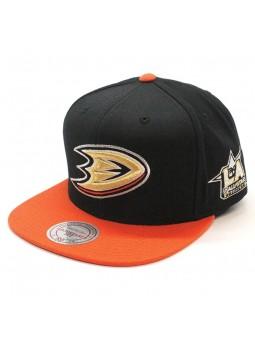 Gorra Anaheim Ducks NHL 464 Mitchell and Ness