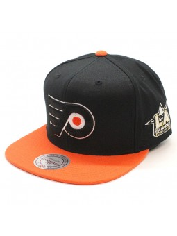 Philadelphia Flyers NHL 464 Mitchell and Ness Cap