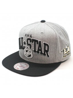 All Star NHL ice hockey 462 Mitchell and Ness Cap