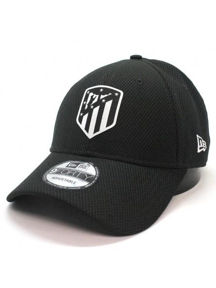 Gorra Atlético de MADRID Diamond era 9FORTY negro