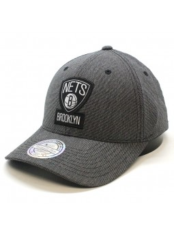 Brooklyn Nets NBA Stremel Mitchell and Ness Cap