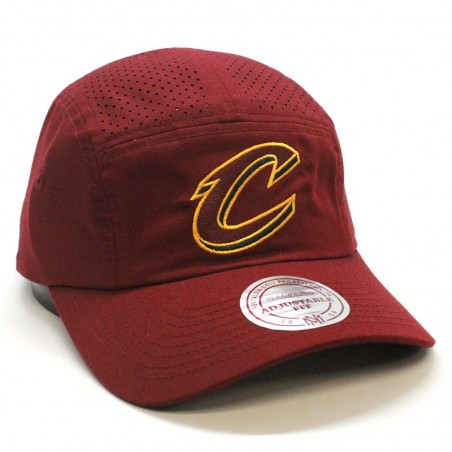 Cleveland Cavaliers NBA Perf Fade Camp 5 panel Cap