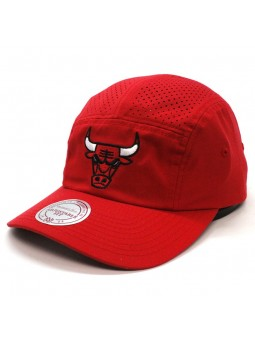 Gorra Chicago Bulls NBA Perf Fade Camp 5 paneles Mitchell and Ness