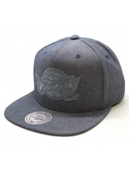 Cleveland Cavaliers Italian Wash Mitchell and Ness navy Cap