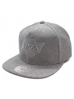 Gorra Los Angeles Kings NHL Italian Wash Mitchell and Ness gris