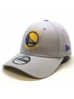 Gorra Golden State Warriors NBA Team 39thirty New Era gris