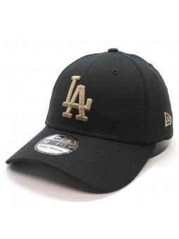 Gorra Los Angeles Dodgers MLB League Basic 39thirty New Era negro